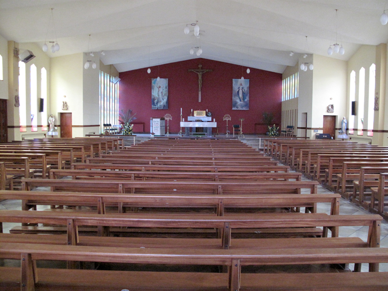 Interior of St. Michael's Church, Rathmolyon