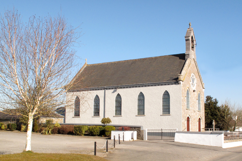 Church of Assumption, Jordanstown